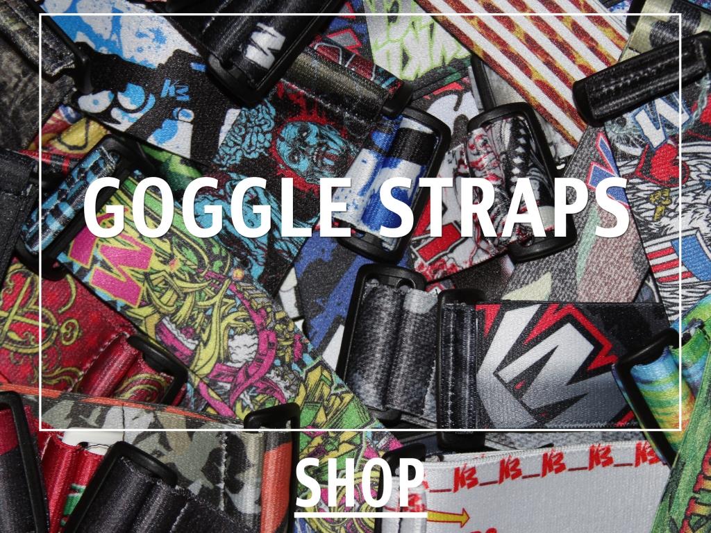Goggle Straps